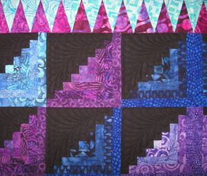 Custom Quilting made by Sherry Durbin
